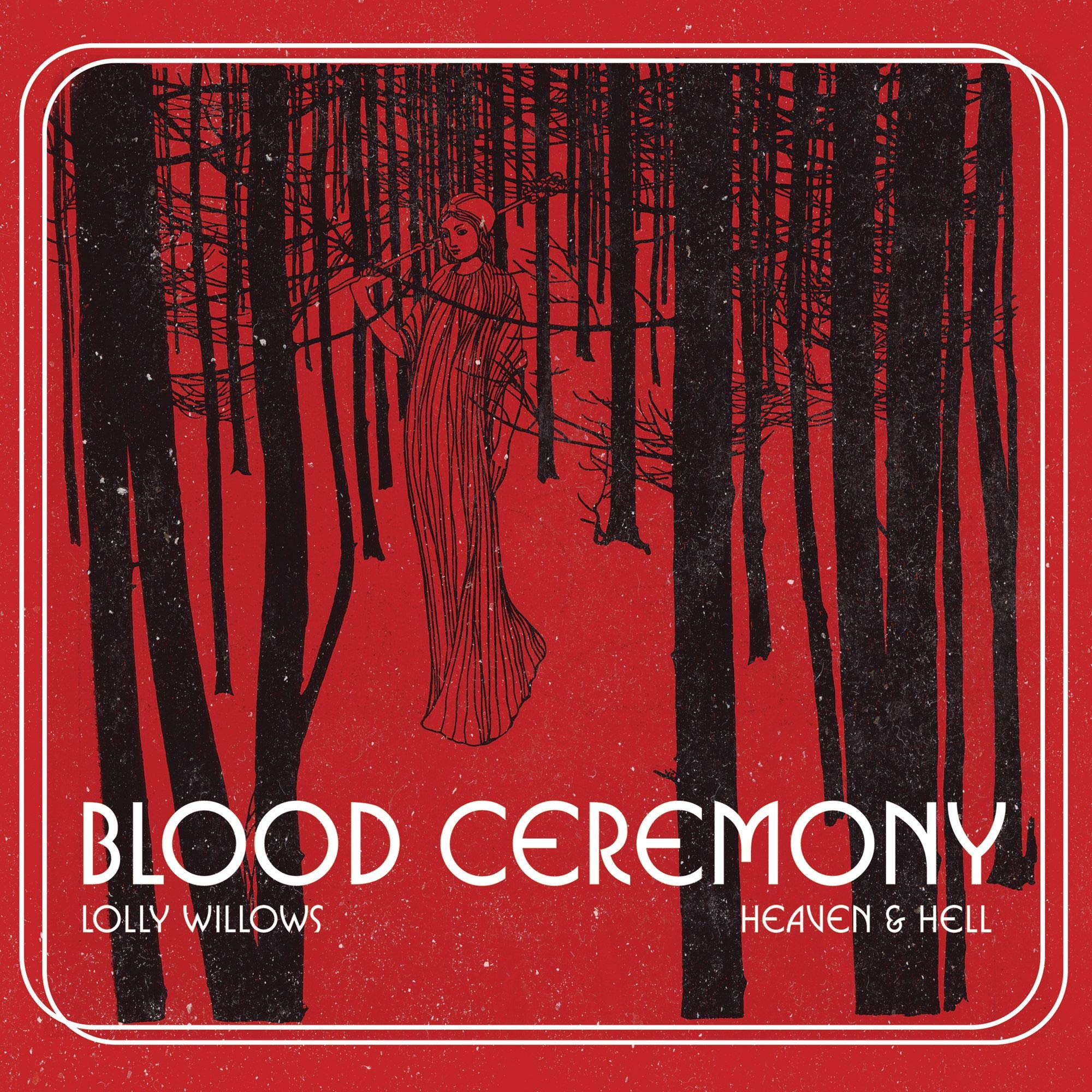 Vinilo : Blood Ceremony - Lolly Windows (7 Inch Single)