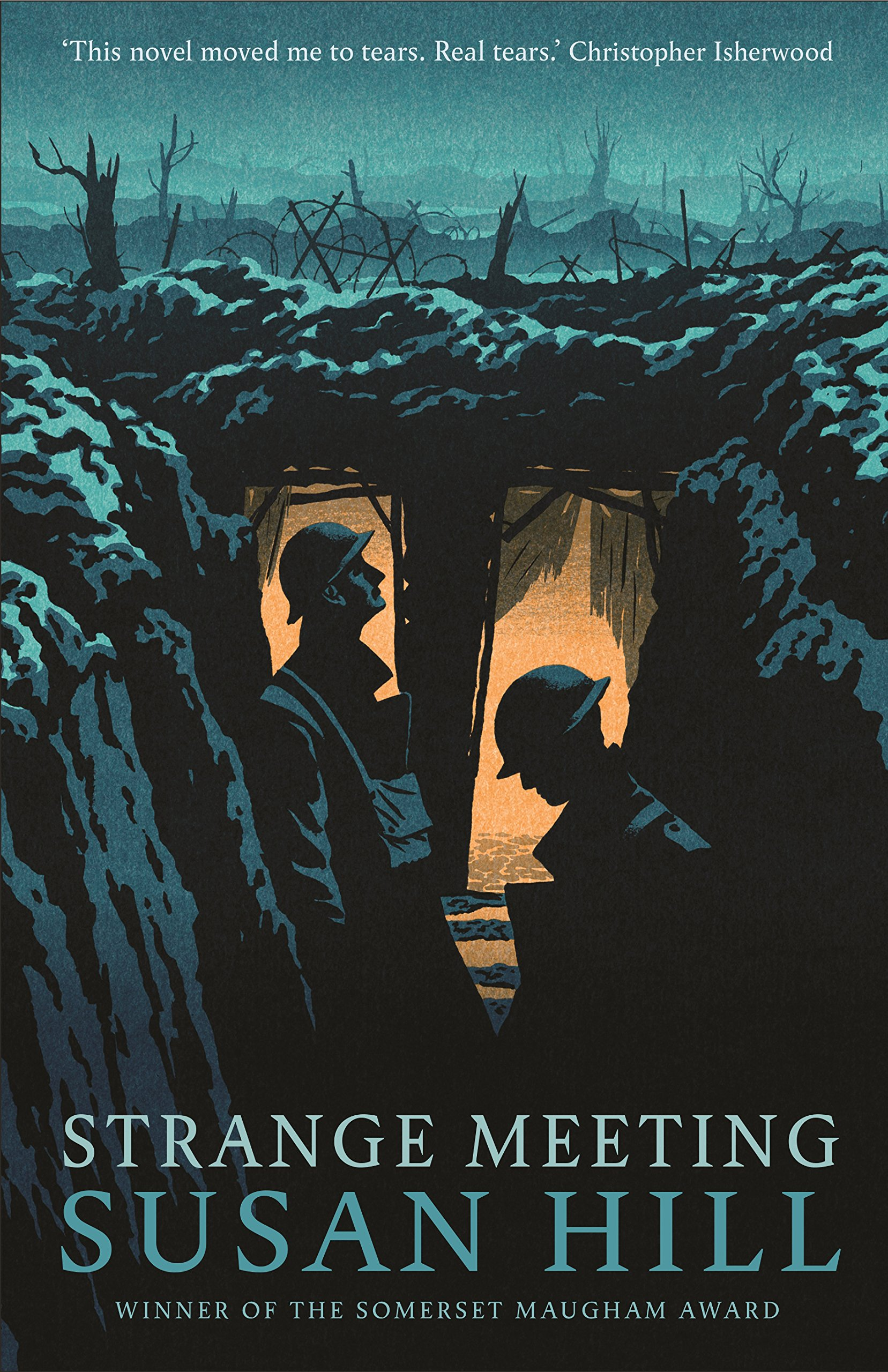 """Image result for """"Strange Meeting"""" - Susan Hill"""