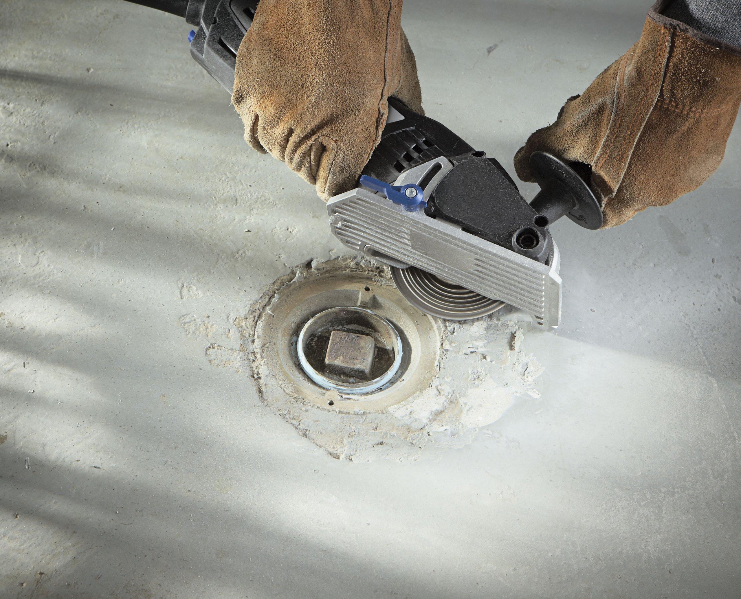 Dremel US410-01 Ultra-Saw 4-Inch Diamond Surface Prep Abrasive Wheel by Dremel (Image #2)