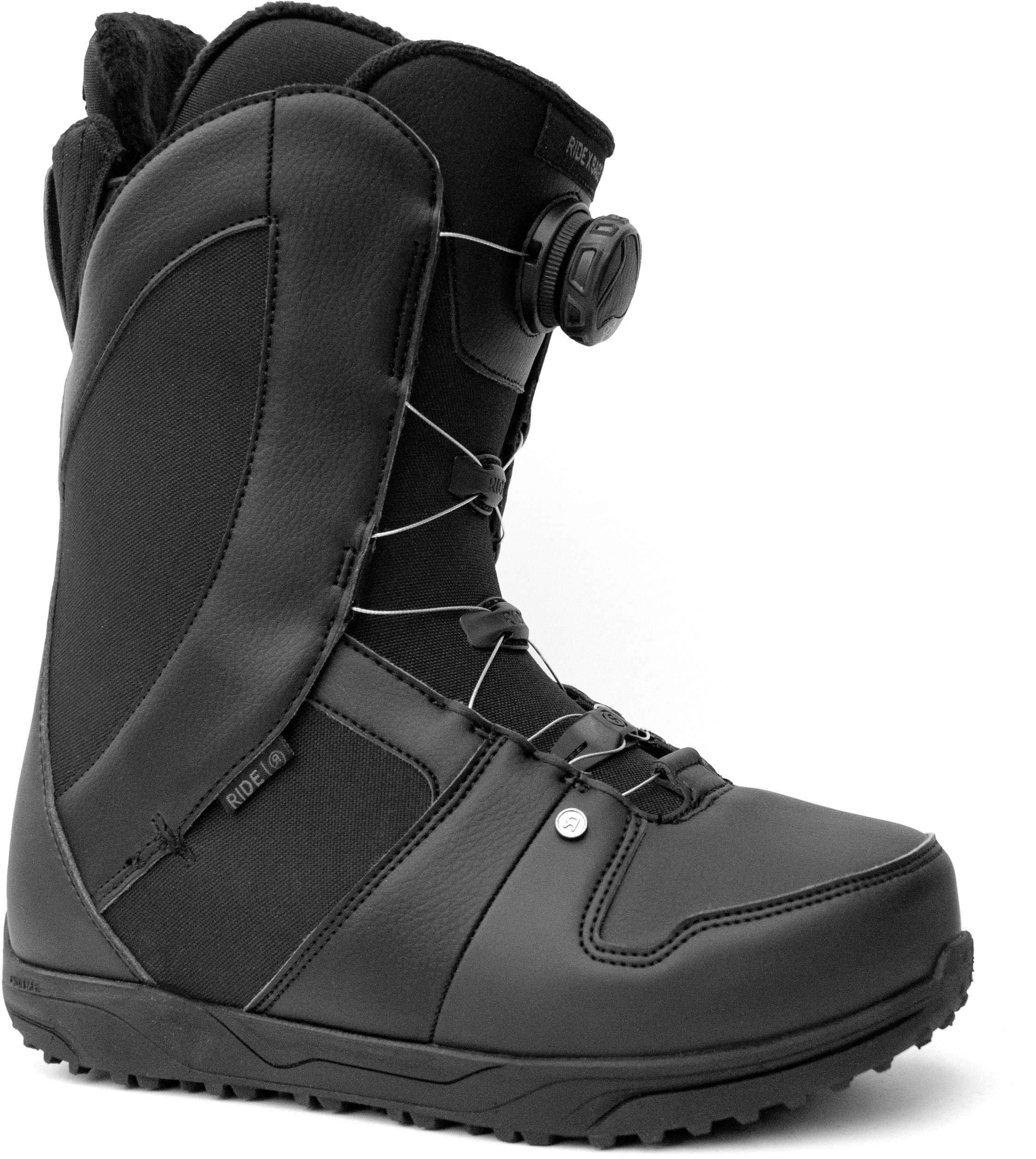 Ride Women's Sage Snowboard, Black, Boot Size 7.5 by Ride