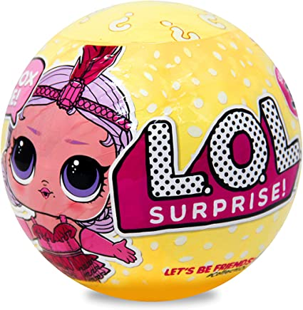 Amazon.es: Lol Edicion Limitada Surprise Serie 3 Confetti Pop Wave 3: Juguetes y juegos