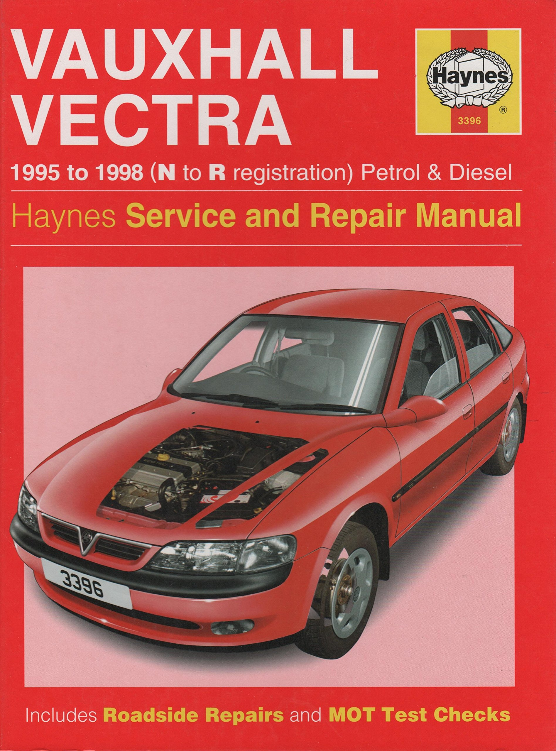 vauxhall vectra service and repair manual haynes service and repair rh amazon com Vauxhall Astra VXR Vauxhall Astra VXR