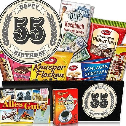Geburtstagsgeschenk 55 mann