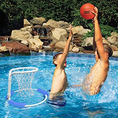 Poolmaster All-Pro Swimming Pool Water Basketball Game: Toys & Games