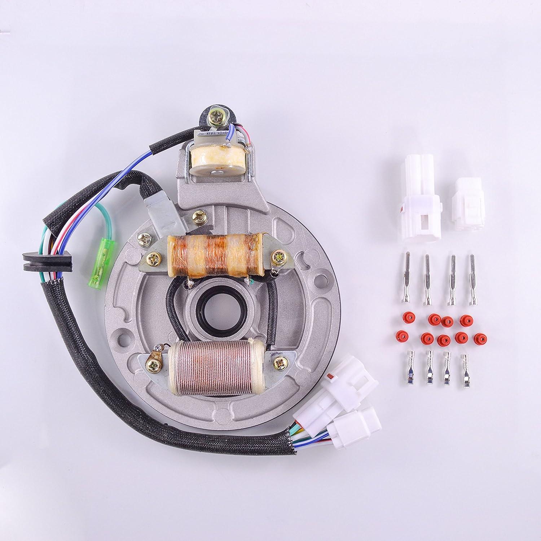 Yfz450 Wiring Diagram | Wiring Library