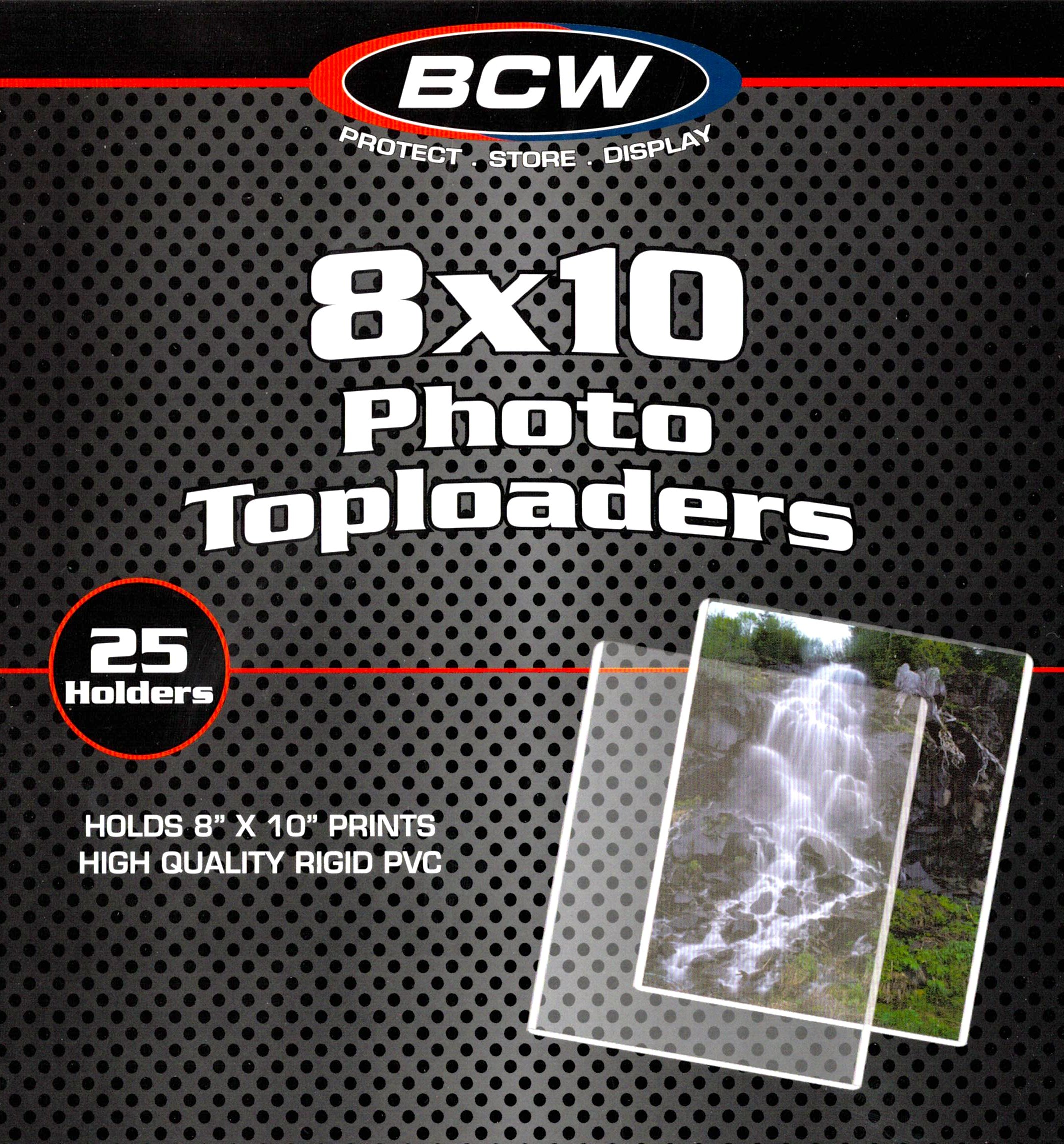 100 BCW 8X10 Photo - Document Topload Holder by BCW (Image #2)