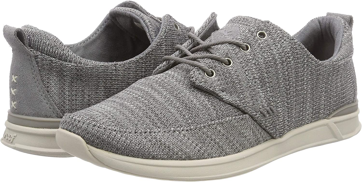 Reef Rover Low TX, Sneakers Basses Femme, Argenté (Silver