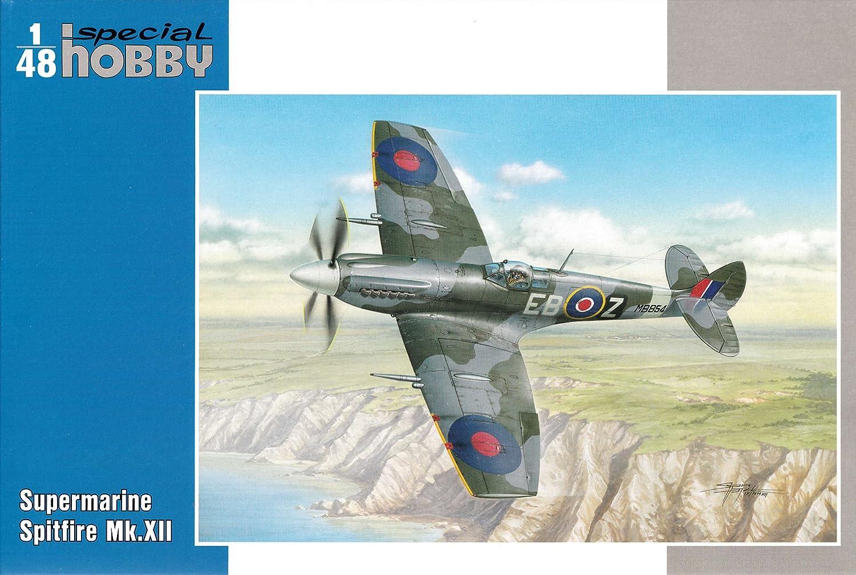 Supermarine Spitfire Mk.XII (01:48) B00AQWN1SU