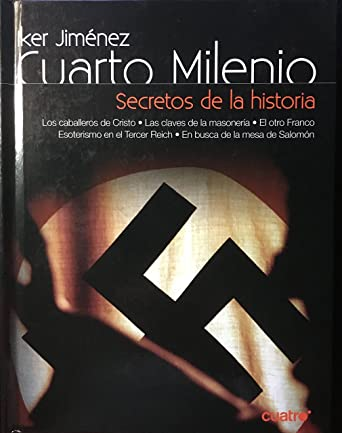 Cuarto Milenio, 5. Secretos de la historia: Amazon.es: Cine y Series TV