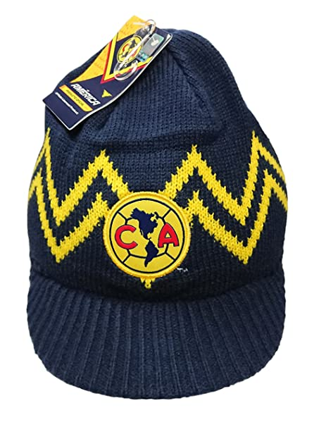 2109810b908 Image Unavailable. Image not available for. Color  Club America Beanie Visor  ...
