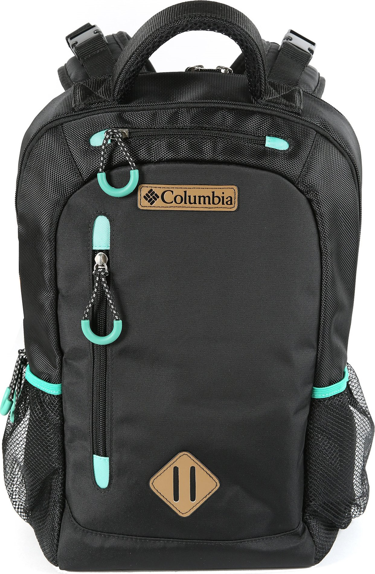 Columbia Carson Pass Backpack Diaper Bag, Black by Columbia