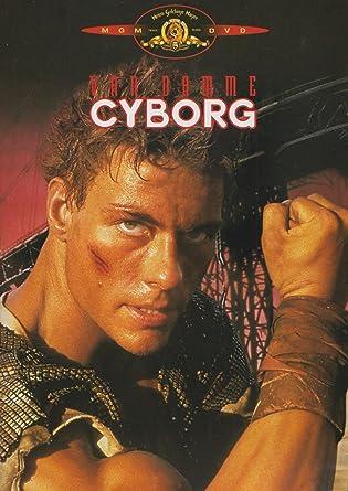 Amazoncom Cyborg Dvd Jean Claude Van Damme Deborah Richter