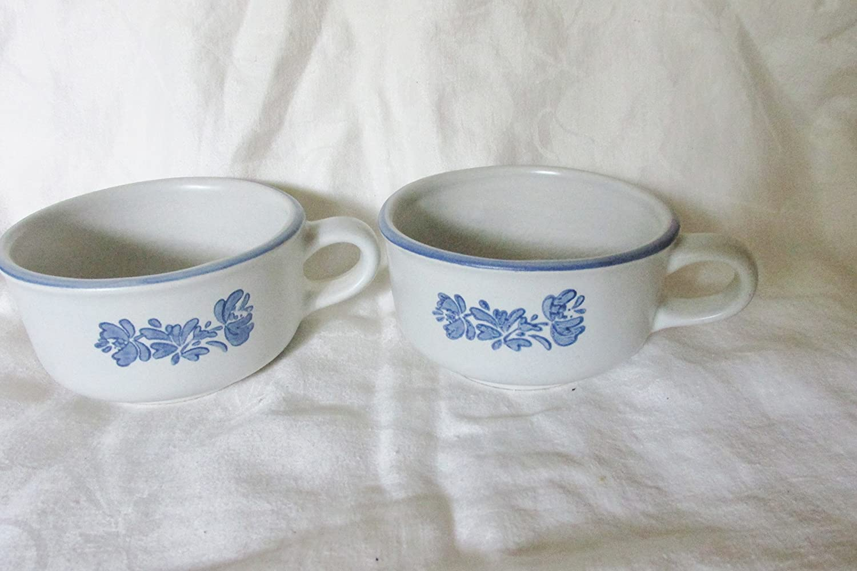 Pfaltzgraff Yorktowne Soup Mugs