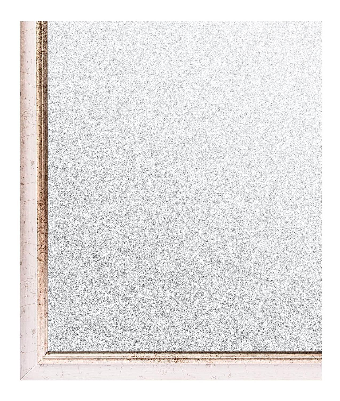 CottonColors Pellicola Per smerigliato Finestre geometria Decorativa,Autoadesivi glassati di vetro di riserva,Autoadesive,Anti-UV,Controllo di Calore, Privacy 3Ft x 6.5Ft (90cm x 200cm) SuperRider Co. Ltd BLKM023