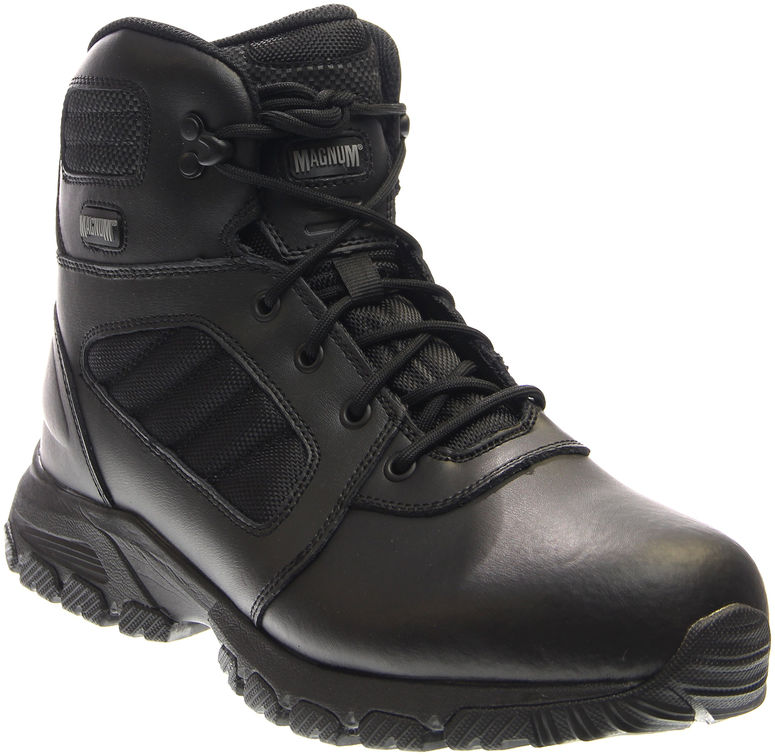 Magnum Men's Response III 6.0 Slip Resistant Work Boot,Black,15 M US