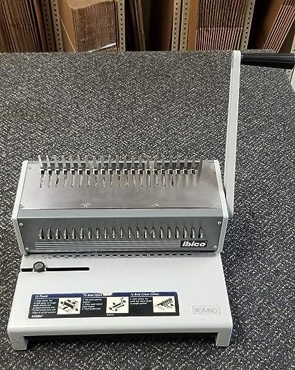 Ibico Kombo Plastic Comb Binding Machine
