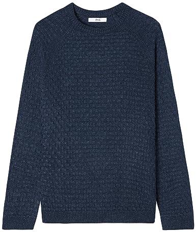 Marca Amazon - find. Jersey de Punto con Textura para Hombre