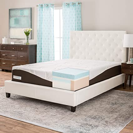 Amazon Com Simmons Beautyrest Comforpedic From Beautyrest 12 Inch