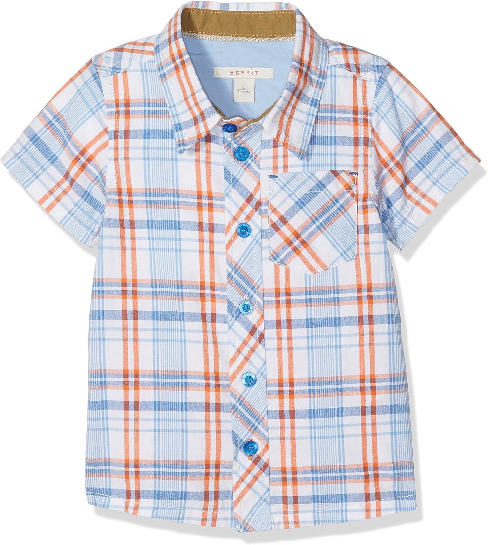 Esprit Kids Bluse Camisa Unisex bebé: Amazon.es: Ropa y accesorios