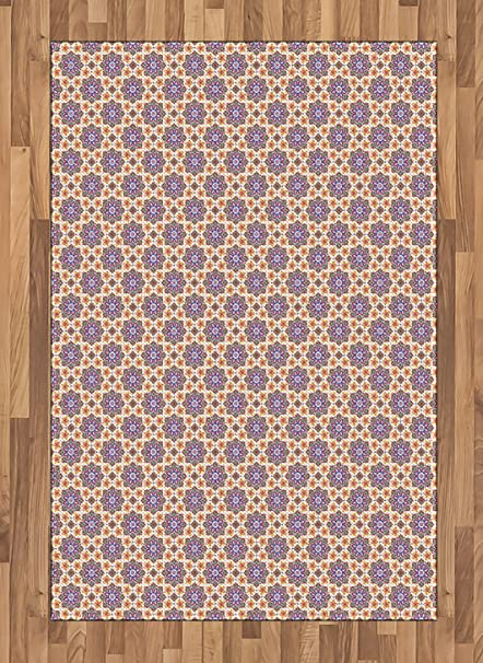 Amazon Ambesonne Oriental Area Rug Traditional Middle Eastern Magnificent Middle Eastern Patterns