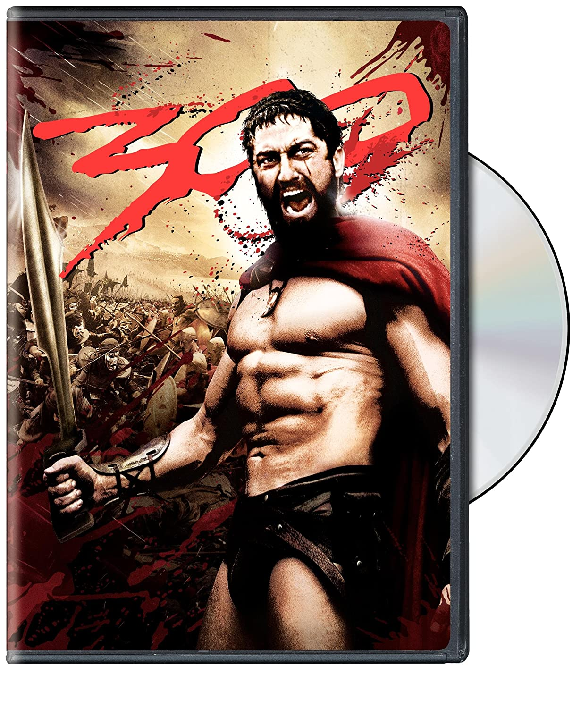 300 Full Movie >> Amazon Com 300 Full Screen Edition Gerard Butler Lena