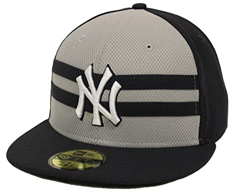 b7a9b5201b569 New Era 59Fifty On-Field All Star Games New York Yankees Navy Gray Fitted  Cap