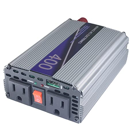 Cool Amazon Com Advance Mcs Electronics 12 Volt To 110 Volt Dc To Ac Wiring Cloud Hisonuggs Outletorg
