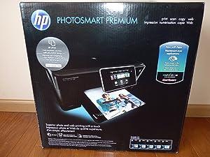 HP Photosmart Premium C310a All-in-One Wireless Inkjet Printer