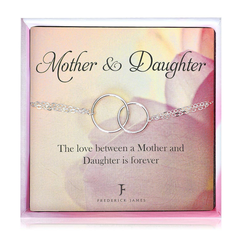 FREDERICK JAMES Mother Daughter Bracelets
