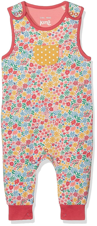 Kite Posy Dungarees, Salopette Bimba Multicoloured (Multi) 3 mesi BG512
