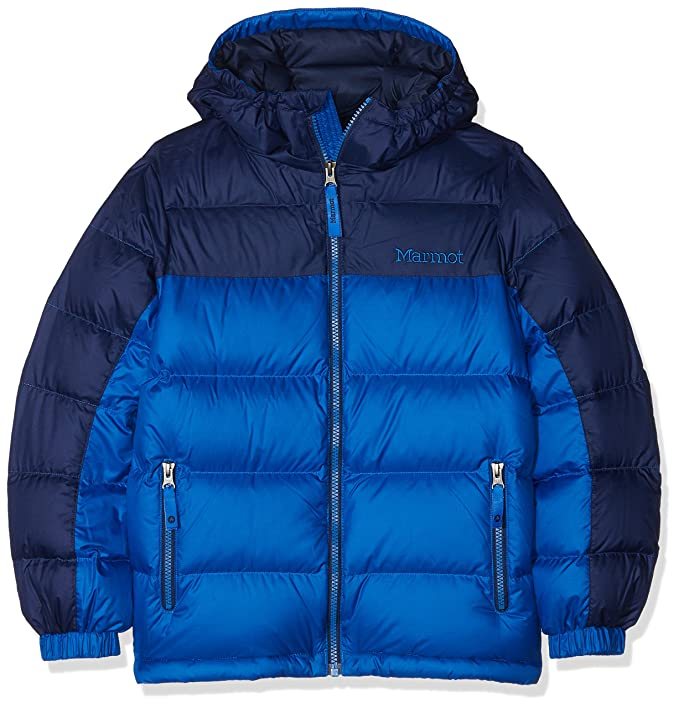Marmot Guides Down Hooded Down Jacket, Boys', 73700 3964 2