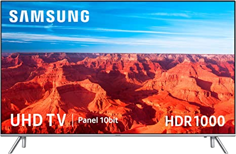 Samsung UE82MU7005, Tv led 82 uhd 4k, hdr 1000, smart tv wi-fi: Amazon.es: Electrónica