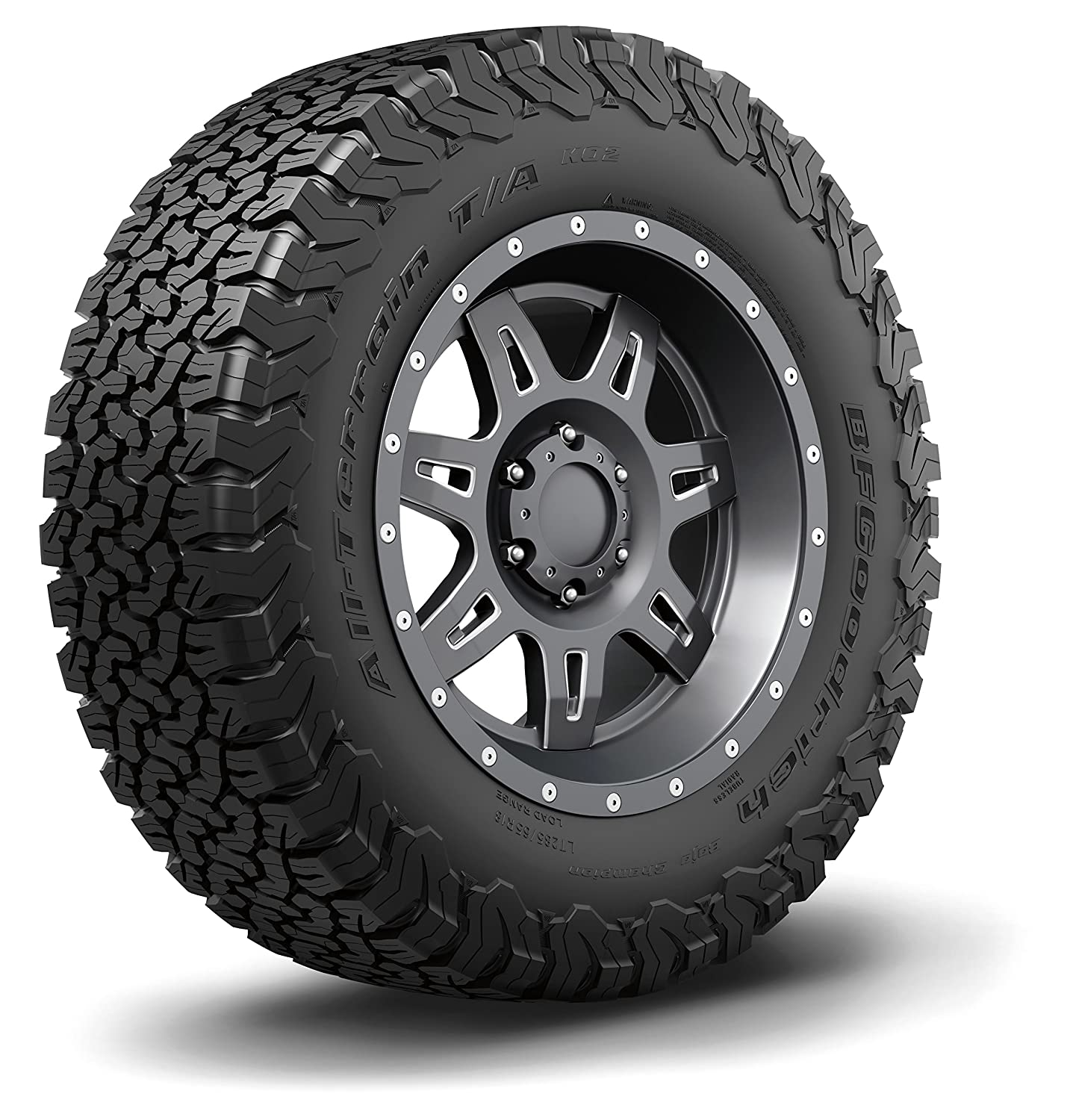 Amazon BFGoodrich All Terrain T A KO2 Radial Tire 285 75R16