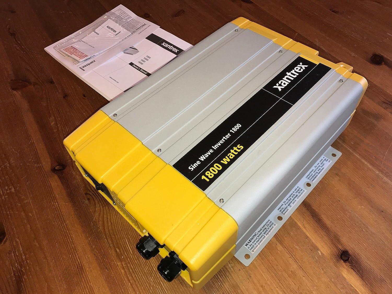 PROsine 1800, MFG 806-1802, 1800 watt-120VAC true sinewave hardwired output