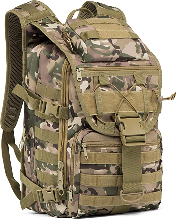 Top 7 Multicam Laptop Backpack