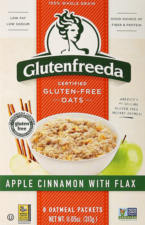 Glutenfreedas Oatmeal Inst Appl Cnnmn 11.05 OZ