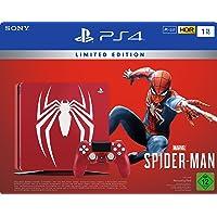 Sony Playstation 4 PS4 1TB + Spider-Man 蜘蛛侠 限量版套装