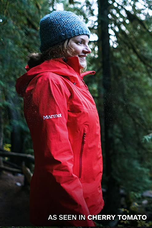 Marmot 土拨鼠 Starfire 防水透气 户外女式冲锋衣 L码1.4折$42.9 海淘转运到手约¥265