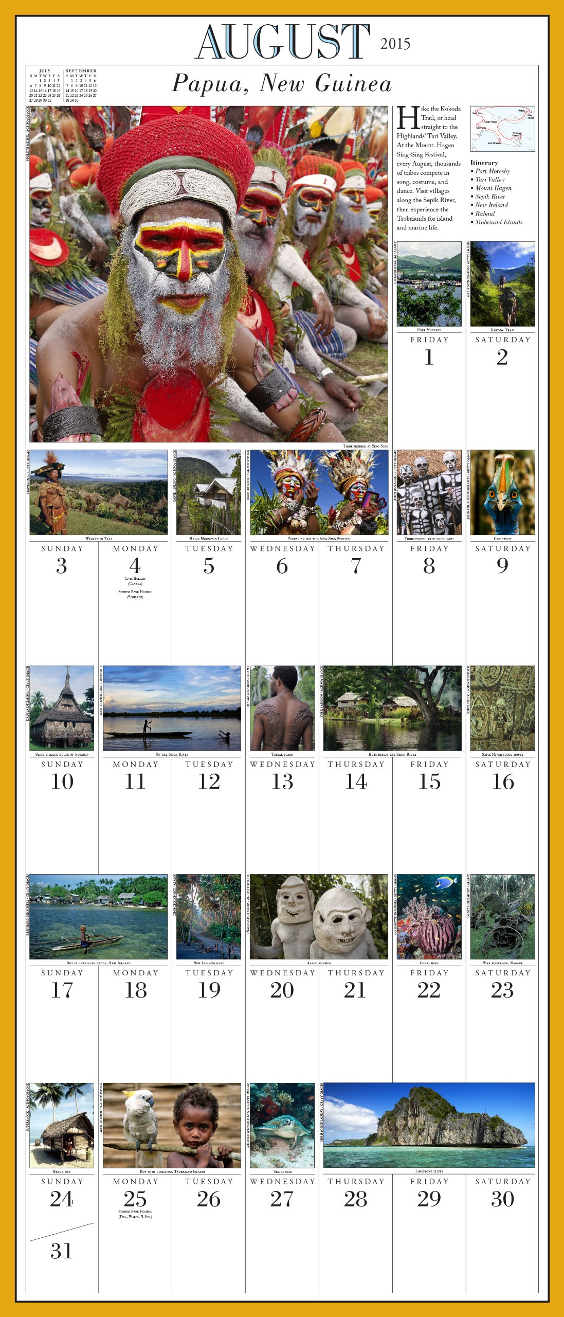 1, 000 Places to See Before You Die 2015 Wall Calendar (Picture-A-Day Wall  Calendars): Patricia Schultz: 9780761178170: Amazon.com: Books