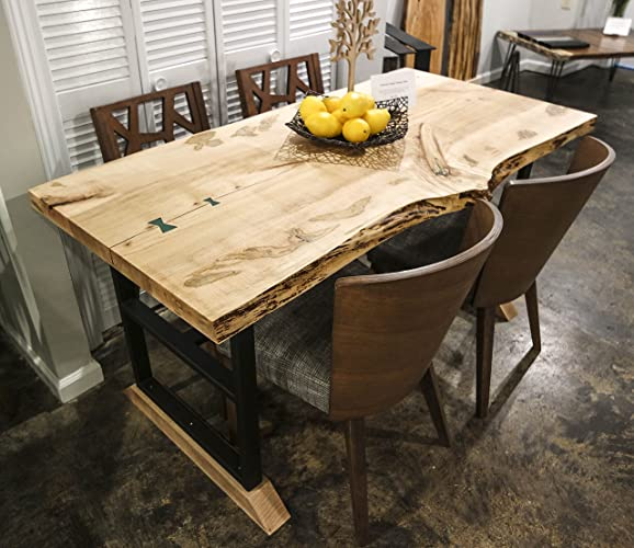 Image Unavailable Not Available For Color Ambrosia Maple Dining Table