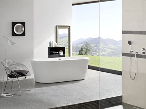 Original jacuzzi the essential freestanding vasca da bagno