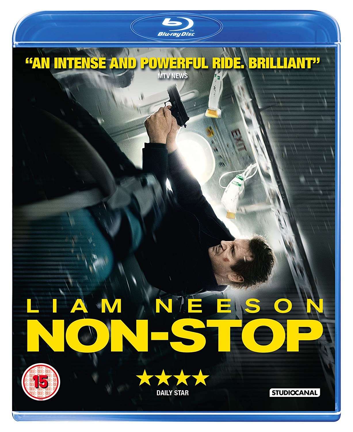 Non Stop Blu Ray | www.imgkid.com - The Image Kid Has It!
