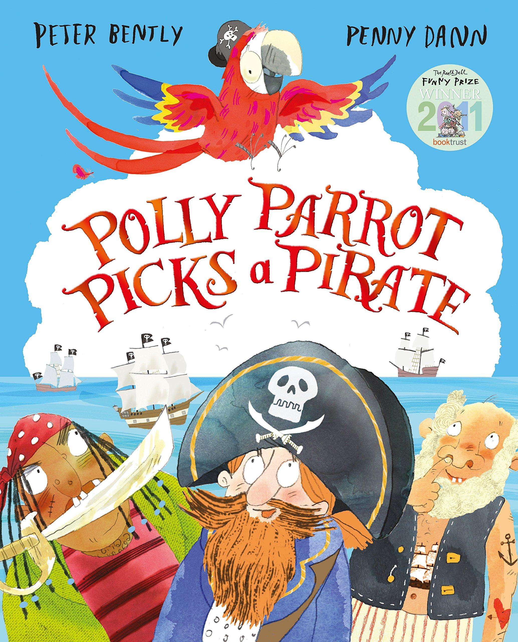 Download Polly Parrot Picks a Pirate pdf