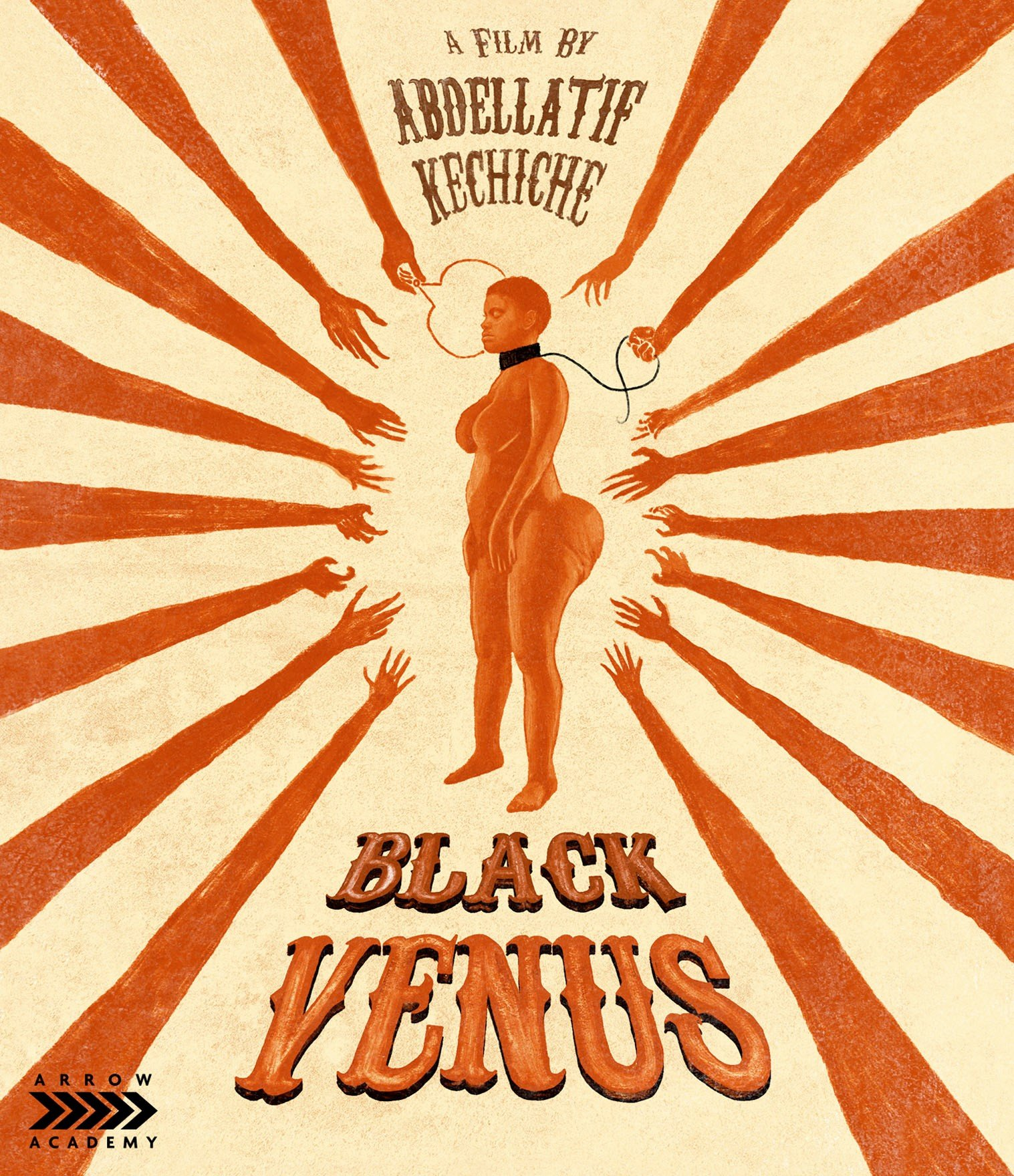 Blu-ray : Black Venus (Blu-ray)