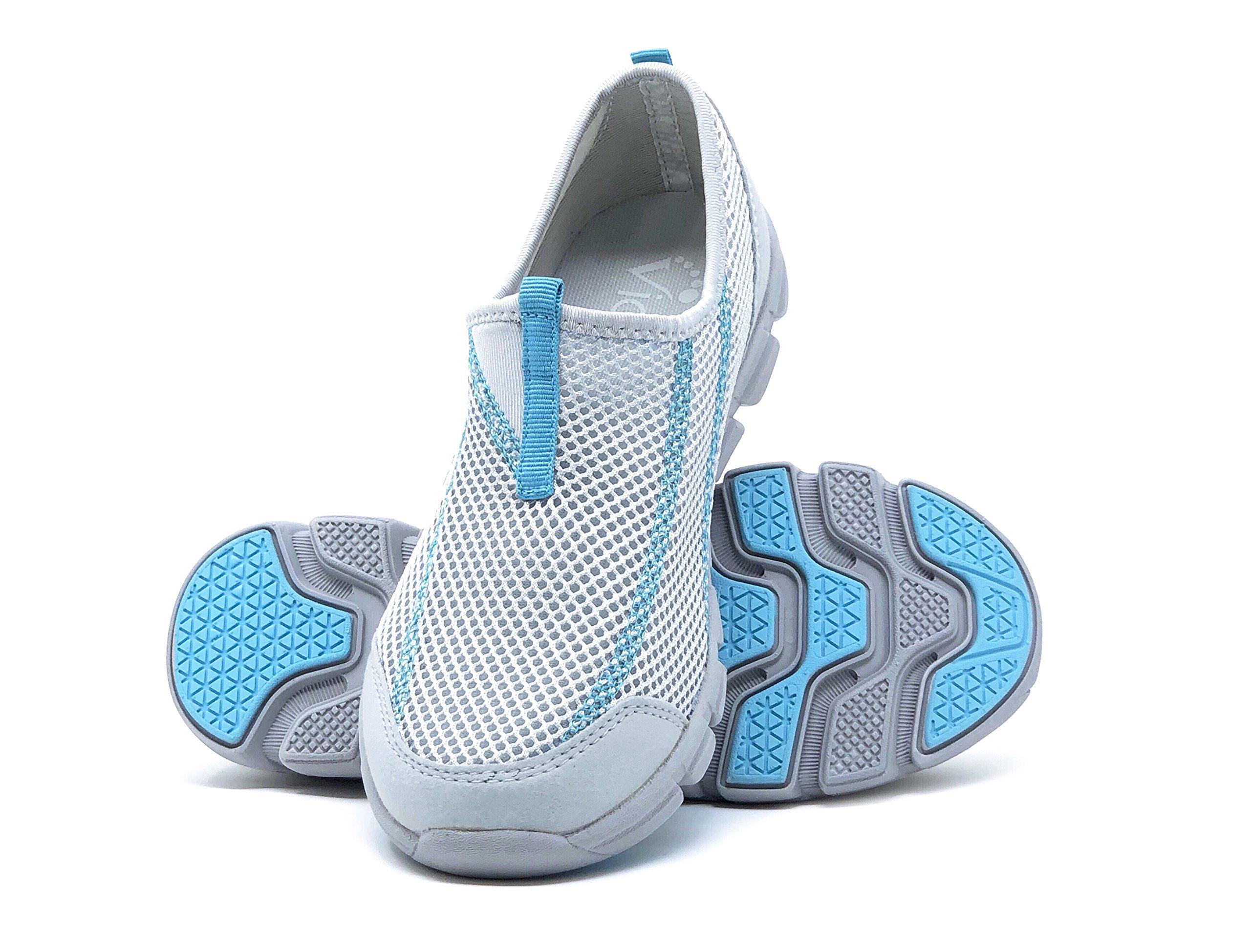 Viakix Water Shoes for Women - Ultra Comfort, Quality, Style - Swim, Pool, Aqua, Beach, Boat by Viakix
