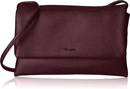 Tamaris Louise Crossbody Bag , Sacs bandoulière femme, Rouge