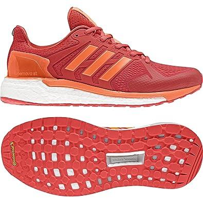 quality design 25aa2 da463 adidas Damen Supernova St W Traillaufschuhe, Orange (CorreaNaalreRoalre  000)