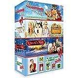 Coffret animaux 4 DVD : Il faut sauver les chiens de Noël+Les Chaventuriers de Noël+L'Arche de Noël+Timber