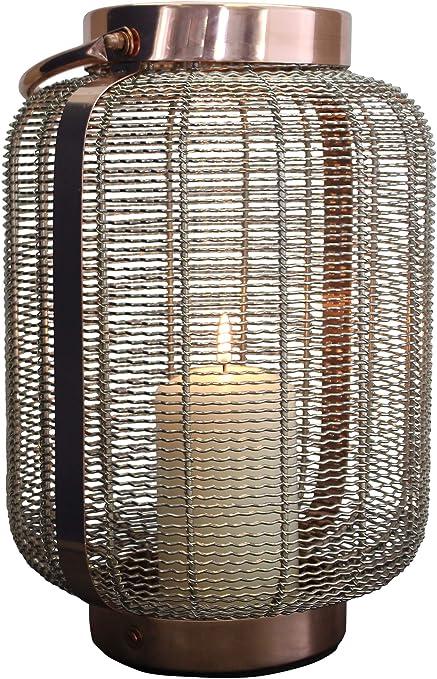 Devon Ceramics Ltd Lantern Metal Copper One Size Amazon Co Uk Kitchen Home