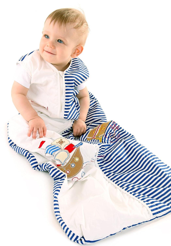Slumbersafe Summer Kid Sleeping Bag 1 Tog 3-6 years//XL Pirate